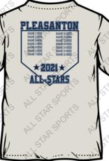 PLL All Stars 21 Ladies Shirt