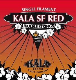 Kala Kala Reds MonoFilament Ukulele Strings for Soprano
