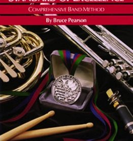 Kjos Standard of Excellence Book 1, Baritone Saxophone