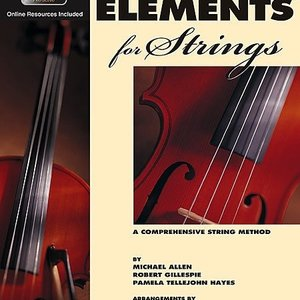 Essential Elements for Strings – Violin Book 2 with EEi