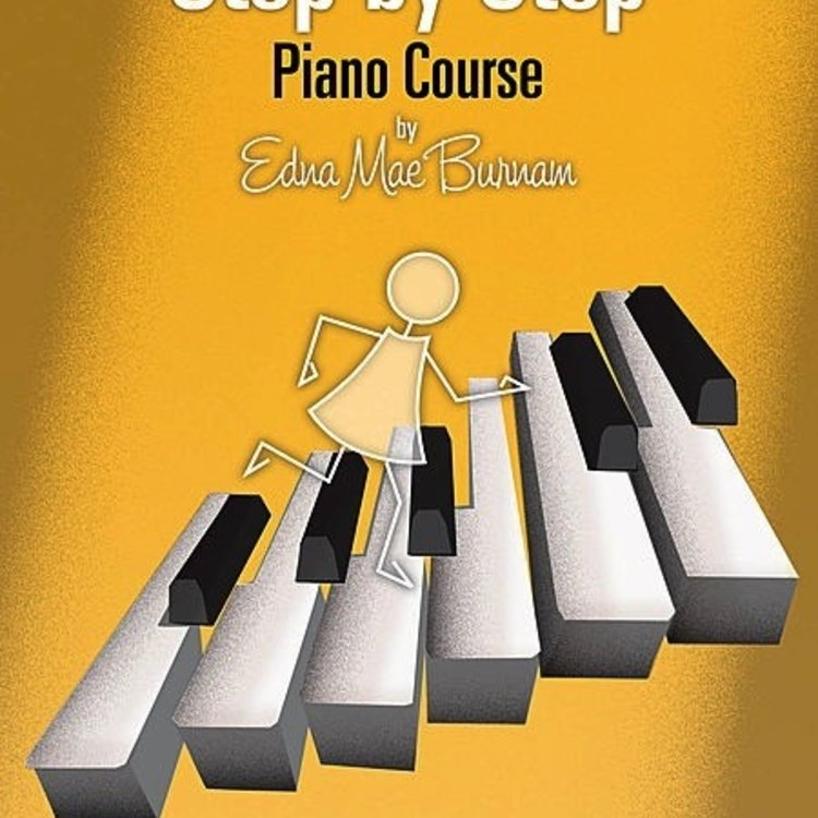 Hal Leonard Step by Step Piano Course - Book 3