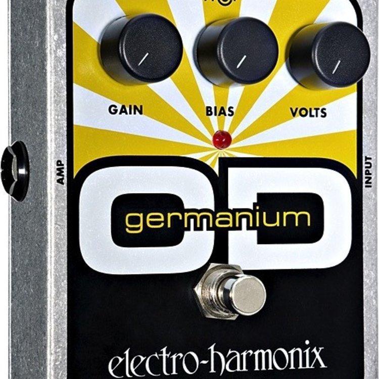 Electro-Harmonix Electro-Harmonix Germanium OD - Overdrive Battery included, 9.6DC-200 PSU optional