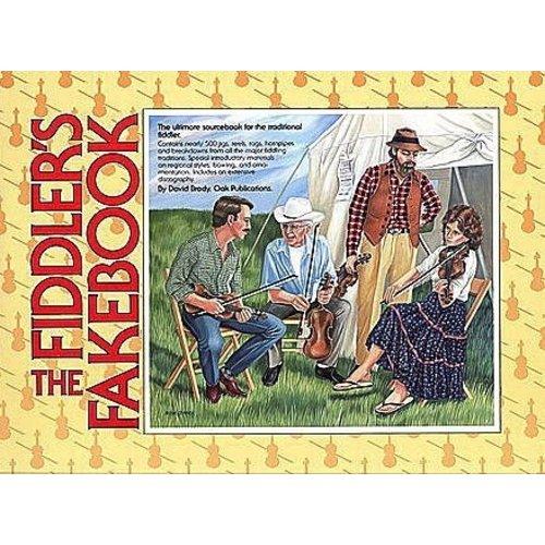 Hal Leonard Hal Leonard The Fiddler's Fakebook