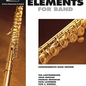 Essential Elements for Band - Flute Book 1 with EEi