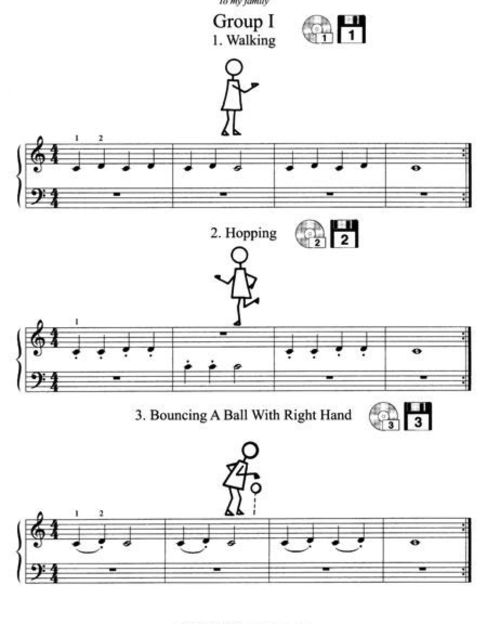 Hal Leonard Hal Leonard A Dozen A Day - Mini Book for Piano