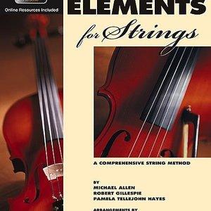 Hal Leonard Hal Leonard Essential Elements for Strings - Viola – Book 1