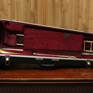Besson Used - Besson 600 Tenor Trombone