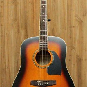 Ibanez Ibanez PF15VS Acoustic Guitar in Vintage Sunburst High Gloss