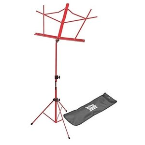 On-Stage On-Stage SM7122RB Compact Sheet Music Stand with Bag