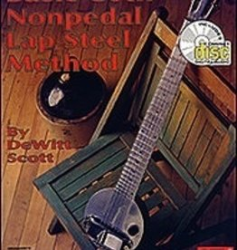 Mel Bay Mel Bay Basic C6th Nonpedal Lap Steel Method