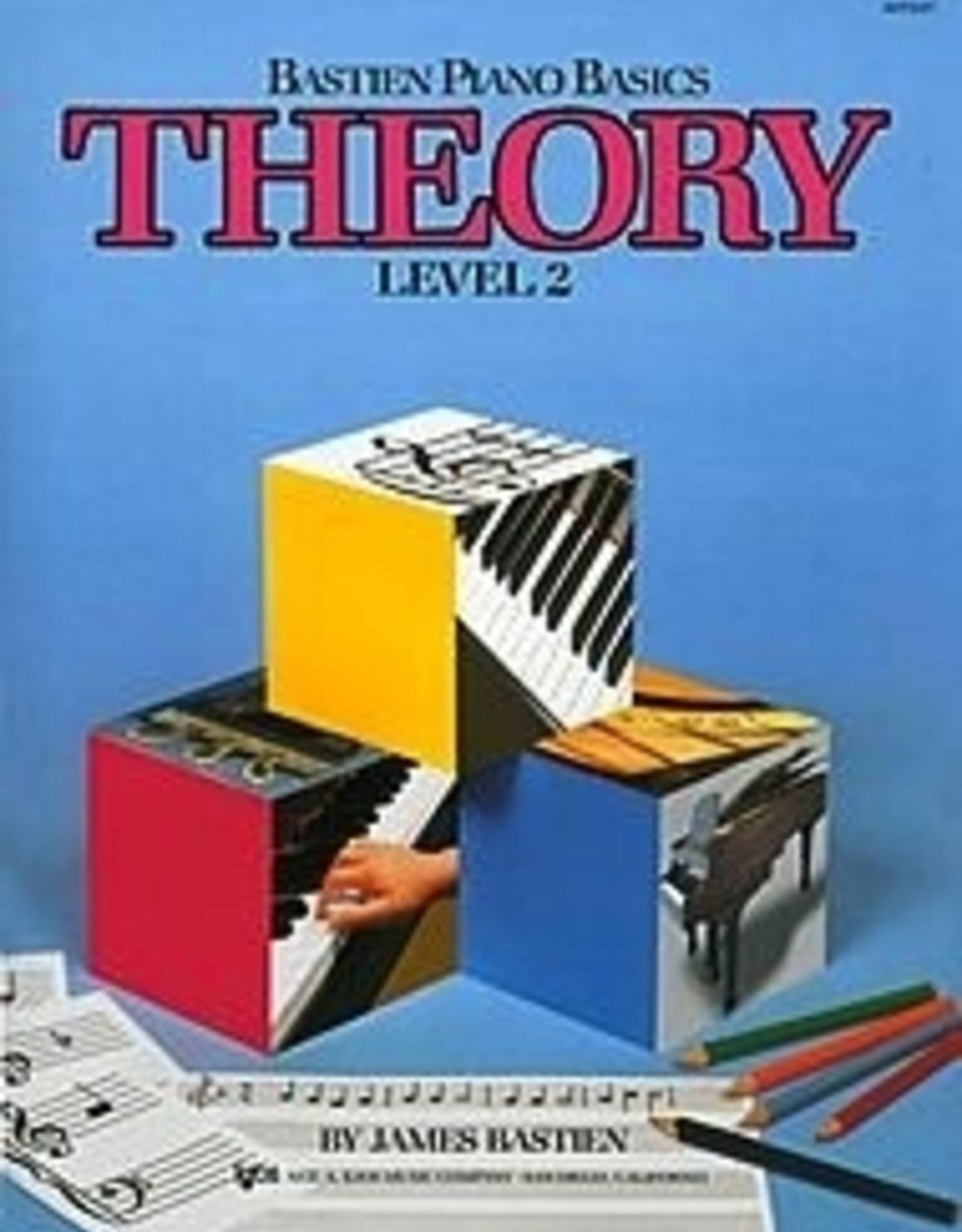 Bastien Bastien Piano Basics Level 2 Theory