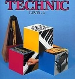 Bastien Bastien Piano Basics, Level 2, Technic