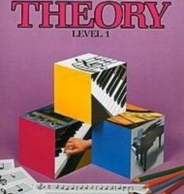 Bastien Bastien Piano Basics, Level 1, Theory