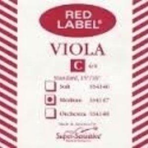 Red Label Viola C Single String