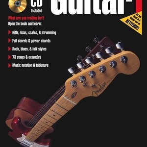 Hal Leonard Hal Leonard FastTrack Guitar Method: Book 1