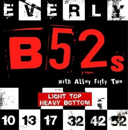 Everly Everly B52s Light Top/Heavy Bottom 10-52