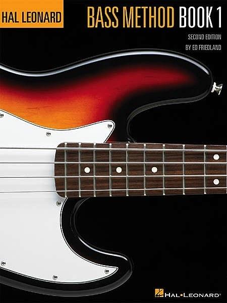 Hal Leonard Hal Leonard Bass Method -Book 1