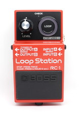Boss BOSS RC-1 Loop Station Looper Pedal