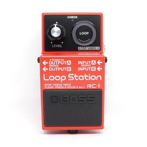 Boss BOSS RC-1 Loop Station Looper Pedal