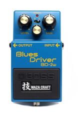 Boss BOSS BD-2W Waza Craft Blues Driver Pedal