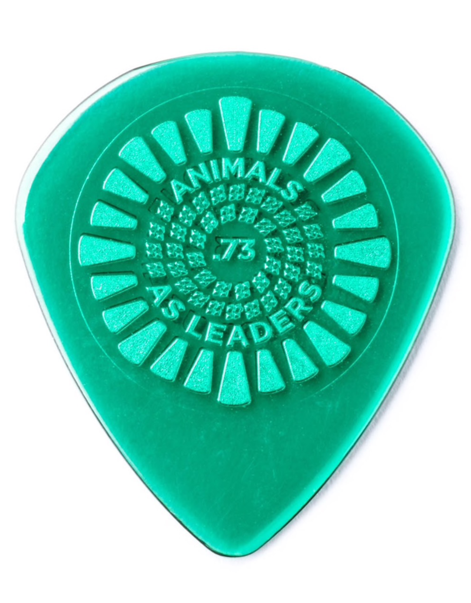 Dunlop Dunlop Animals As Leaders Primetone, .73mm, Green, 3/Player's Pack
