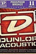 Dunlop Dunlop Phosphor Bronze Medium Light Acoustic Strings
