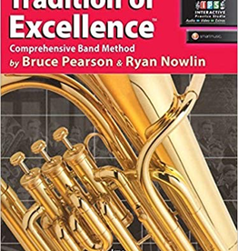 Kjos Tradition Of Excellence Bk 1, Bari/Euph BC