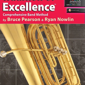 Kjos Tradition Of Excellence Bk 1, Bbb Tuba