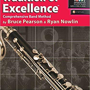 Kjos Tradition Of Excellence Bk 1, Bb Bass Clarinet