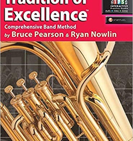 Kjos Tradition Of Excellence Bk 1, Bari/Euph TC