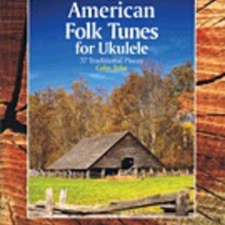 Hal Leonard Hal Leonard: American Folk Tunes for Ukulele