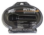 Peavey Peavey PVi100 XLR to 1/4 - Mic/Cable Pack