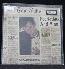 Records WAITS, TOM / HEARTATTACK AND VINE (REMASTER