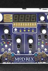 Electro-Harmonix Electro-Harmonix Mod Rex - Polyrhythmic Modulator, 9.6DC-200 PSU included