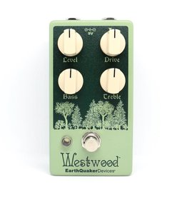 EarthQuaker Devices EarthQuaker Devices Westwood Overdrive