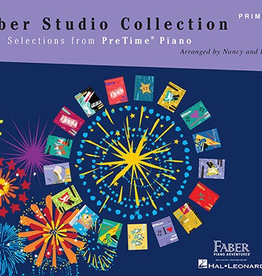 Faber Piano Adventures Faber Studio Collection: Selections from PreTime® Piano Primer Level