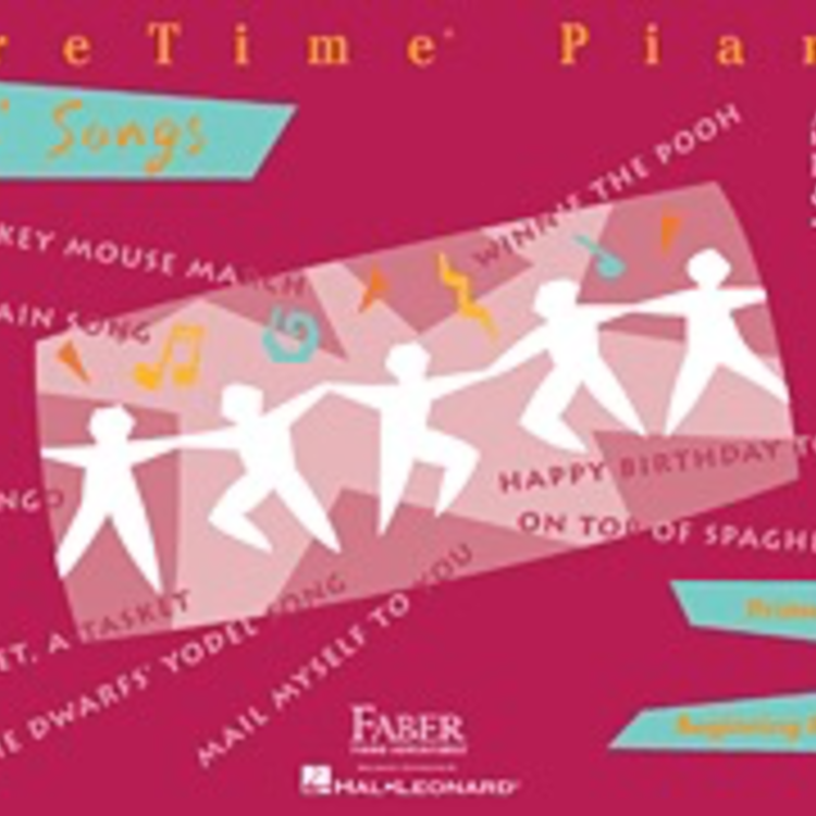 Faber Piano Adventures: PreTime® Kids' Songs