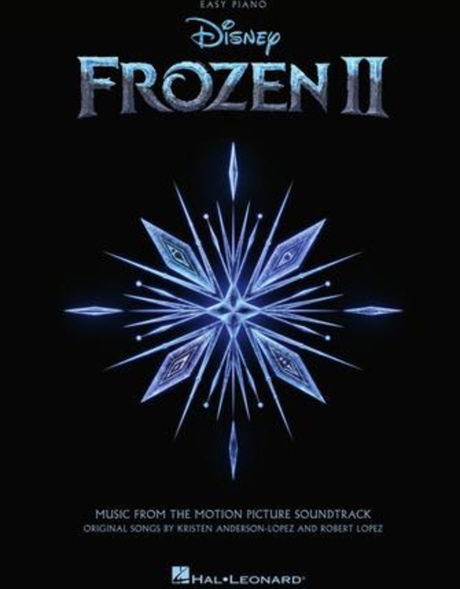 Hal Leonard Hal Leonard: Frozen II: Music From the Motion Picture Soundtrack - Easy Piano