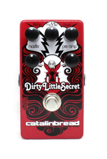 Catalinbread Catalinbread DIRTY LITTLE SECRET RED (Hot Rod Marshall in a box)