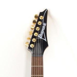 Ibanez Ibanez RG421HPAHBWB RG High Performance 6str Electric Guitar - Blue Wave Black