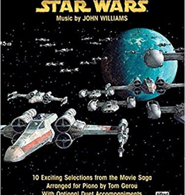 Alfred Star Wars: 10 Exciting Selections from the Movie Saga Arranged for Piano (5 Finger)