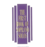 Hal Leonard Hal Leonard: The First Book of Soprano Solos