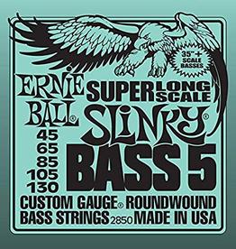 Ernie Ball Ernie Ball Bass 5 Slinky Super Long Scale Electric Bass Strings