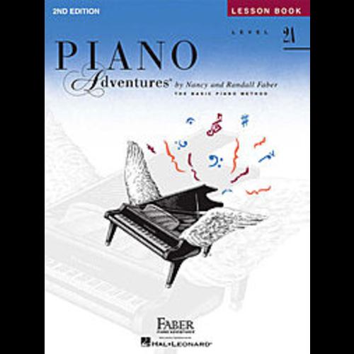 Hal Leonard Faber Piano Adventure Lesson Book 2A