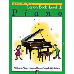 Alfred Music Alfred's Basic Piano Course - Lesson Book: Level 1B