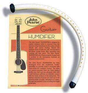 John Pearse Guitar Humidifier