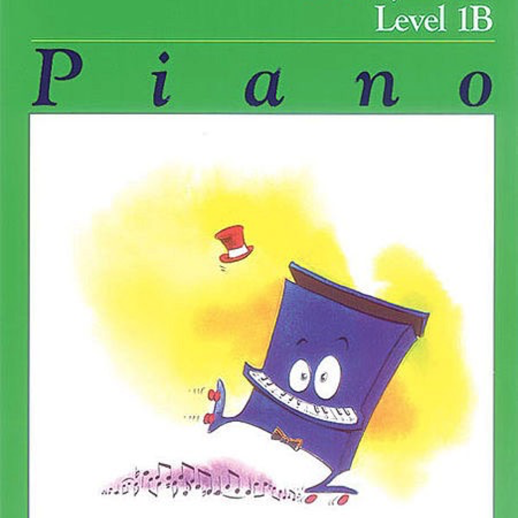Alfred Music Alfred's Basic Piano Course: Theory Book Level 1B