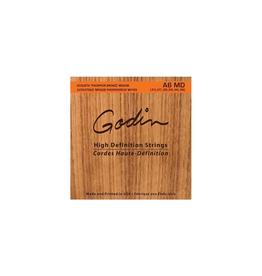 Godin Godin A6 MD .013 Phosphor Bronze Acoustic Strings