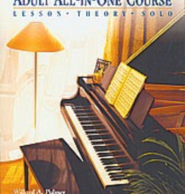 Alfred Music Alfred's Adult All-in-One Piano Course - Level 2