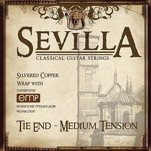 Everly Sevilla High Tension / Tie End Classical Guitar Strings